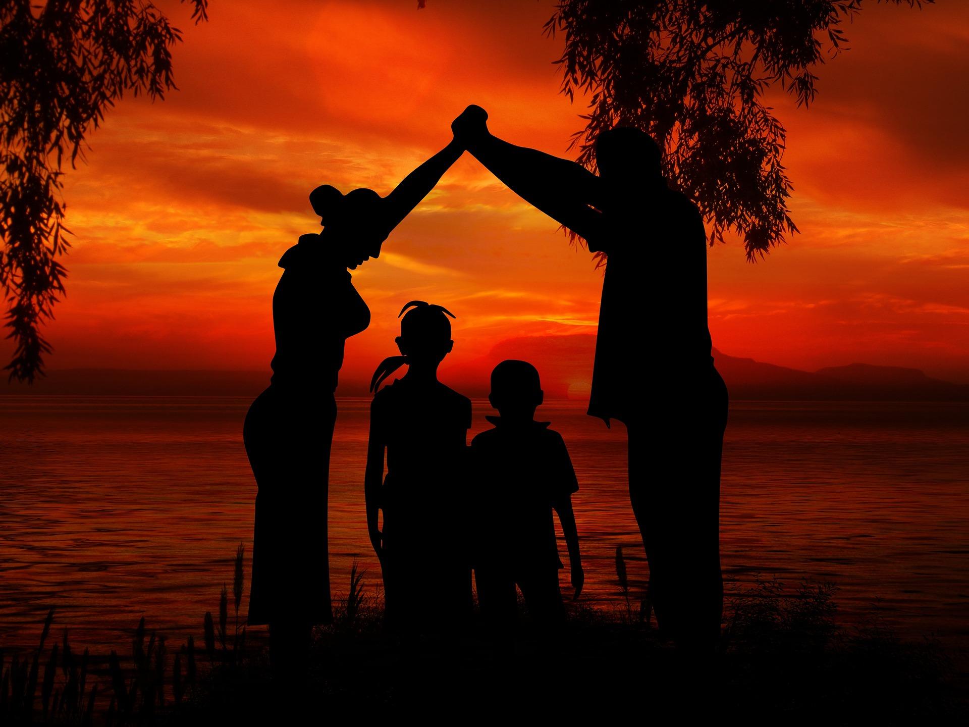 Гифы, картинки любовь счастье семья
