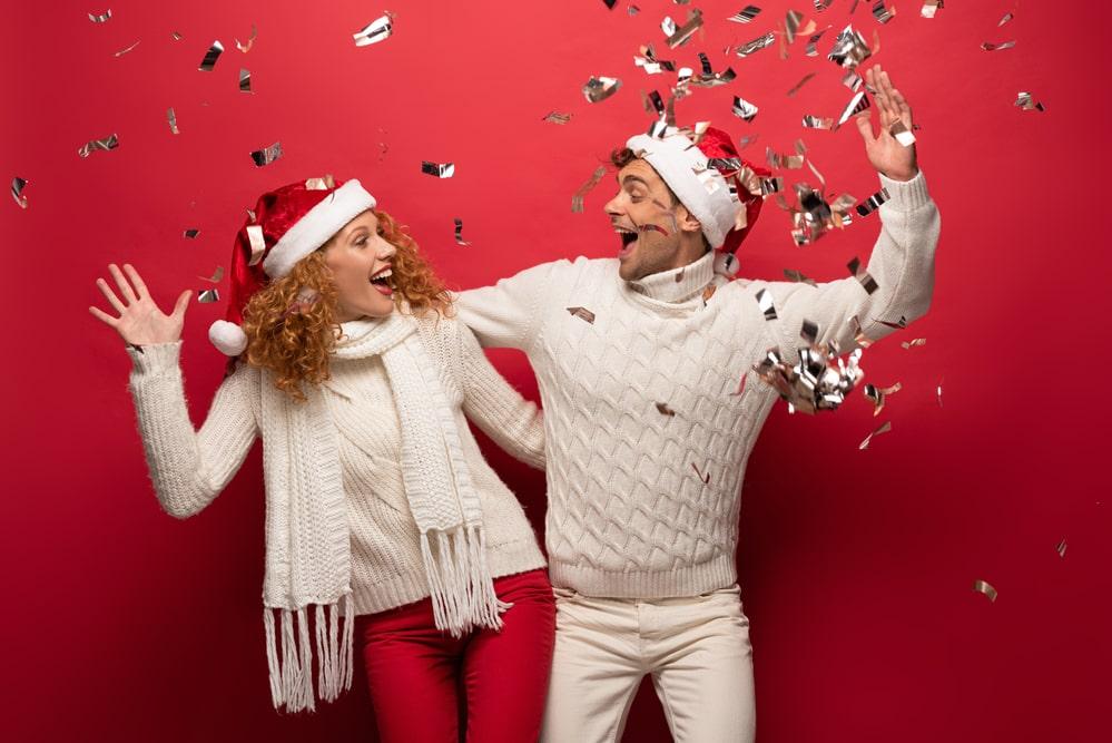 Как встретить новый год вдвоем весело